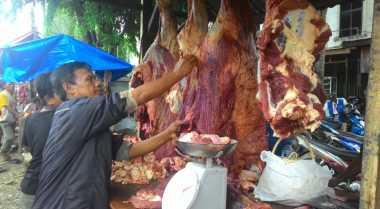 \Alasan Lucu Harga Daging Lokal Mahal, tapi Tetap Laku\