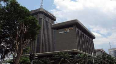 \Penyaluran Kredit Mandiri Capai Rp552 Triliun, Naik 13,8%\