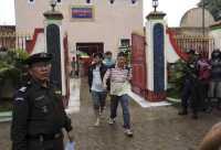 Myanmar Berikan Kebebasan bagi 6.966 Tahanan