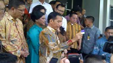 \Jokowi Setujui Lakukan FTA dengan Turki\