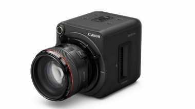 Kamera Canon dengan Pengaturan ISO 4.000.000