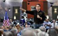 Harley Davidson pun Jadi Alat Kampanye Capres AS