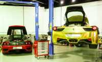 Ini Cara Ferrari Jakarta Layani Servis Mobil Konsumen di Daerah