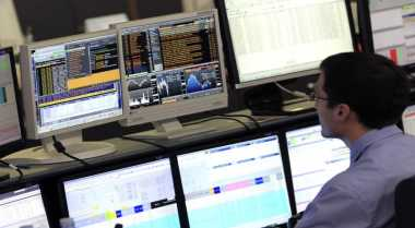 \Wall Street Anjlok Terimbas Penurunan Saham Energi\