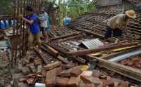 Puting Beliung di Bogor, 67 Rumah Rusak