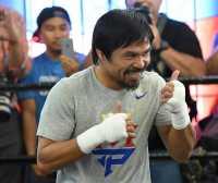 Pacquiao Dituduh Mengemplang Pajak Ratusan Miliar Rupiah