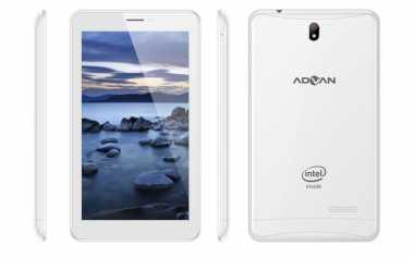 Advan Bersiap Hadirkan Tablet 7 Inci Berotak Intel Atom 3