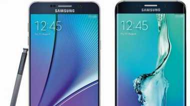 Inikah Wujud Samsung Galaxy S6 Edge+ & Galaxy Note 5?