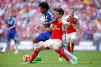 Sengit, Arsenal Ungguli Chelsea