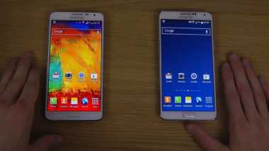 Galaxy Note 3 Neo 'Ketiban' Android Lollipop