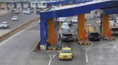 \Diskon Jalan Tol Ikut Sumbang Deflasi di Juli 2015\