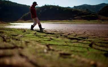 \Kesiapan Pemerintah Hadapi El Nino Dinilai Minim\