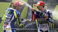Saling Sikut Duo Yamaha demi Juara MotoGP
