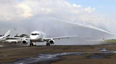 \Izin Dua Maskapai Penerbangan Terancam Dicabut\