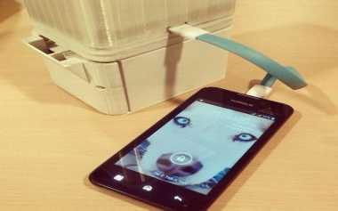 Air Garam Bisa Digunakan untuk Mengisi Baterai Ponsel