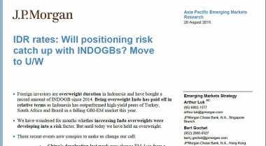 \Kisruh JP Morgan Soal Obligasi Indonesia\