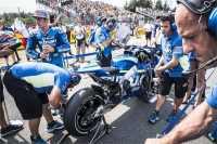 Pembalap Suzuki Termotivasi Setelah Insiden Brno