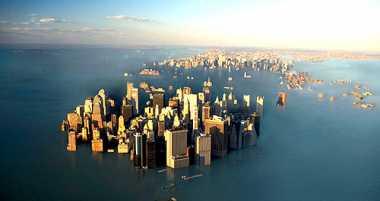 Pemanasan Global, Permukaan Laut Naik Sangat Cepat