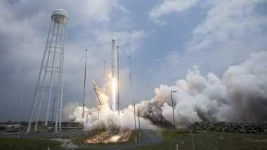 NASA Cetak Material 3D untuk Bikin Roket