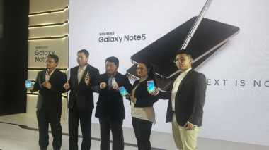Samsung Resmi Hadirkan Galaxy Note 5 ke Indonesia