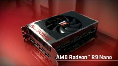 AMD Radeon R9 Nano Dukung Game 4K