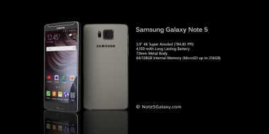 Fantastis, Harga Note 5 & Galaxy S6 Plus di Indonesia