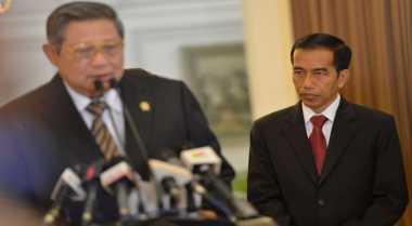 \Beda Reaksi Jokowi dan SBY Tanggapi Rupiah\
