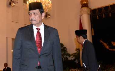 \Burhanuddin Abdullah Juga Ikut Beri Wejangan ke Binsar\