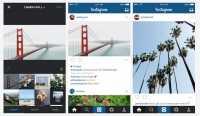 Pengguna Instagram Kini Bisa Unggah Foto Landscape