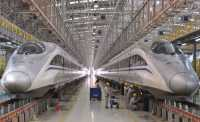 Giliran China Kirim Utusan Khusus untuk Bersaing Bangun Kereta Cepat