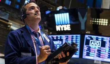 \Walau Volatil, Pasar Saham AS Menguat Pekan Ini\