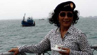 \Timor Leste Gandeng Indonesia Berantas Illegal Fishing\