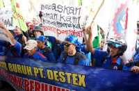 Demo Buruh vs Kemacetan Hari Kerja, Ini Saran Kapolda