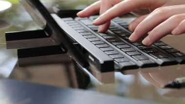 LG Buat Keyboard yang Dapat Ditekuk