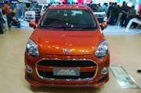 Daihatsu Jual 482 Mobil di GIIAS, Ayla Paling Diminati