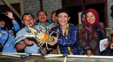 \Daging Sapi & Ayam Mahal, Susi Pudjiastuti Promosikan Ikan\