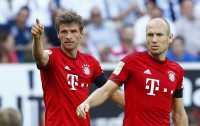 Bayern Gilas Leverkusen di Allianz Arena