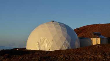 NASA Gelar Simulasi untuk Astronot Mars