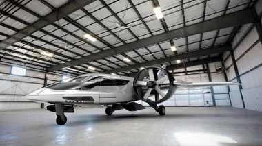 Teknologi Pesawat Terbang Bisa Take Off Vertikal