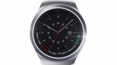 Smartwatch Gear S2 Tanpa Fitur Konektivitas Seluler
