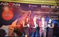 Alasan MNC Shop Gaet Smartphone Advan