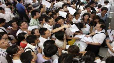 \China Tawarkan Tenaga Kerjanya untuk Proyek Kereta Cepat\