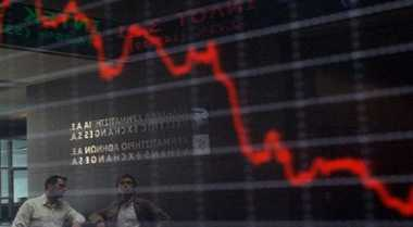 \Bos IMF Datang, IHSG Tetap Anjlok\