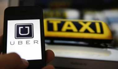\Jokowi Tak Tahu Uber, Pengemudi Taksi Jelaskan Panjang Lebar\