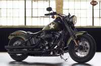 Harley Davidson Hadirkan Sepeda Motor Bergaya Militer