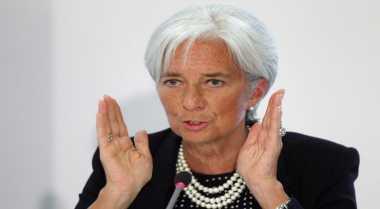 \Kesan Bos IMF Sebelum Akhiri Kunjungan di Indonesia\