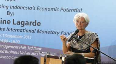 \Soal Pembahasan Utang, Bos IMF: No!\
