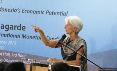 \IMF Sudah Prediksi Tindakan BI Hadapi Krisis\