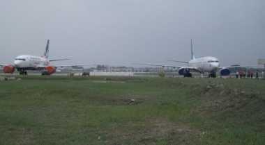 \Alasan Peringkat Bandara Adisumarmo Tak Naik Kelas\