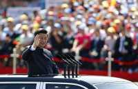 China Adakan Parade Rayakan Kemenangan atas Jepang
